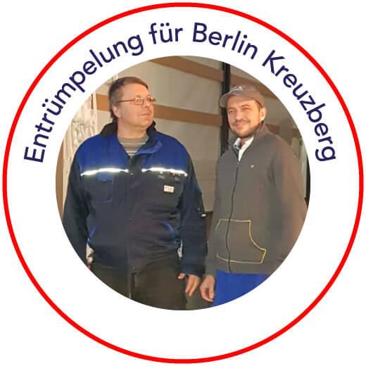 Entrümpelung Berlin-Kreuzberg