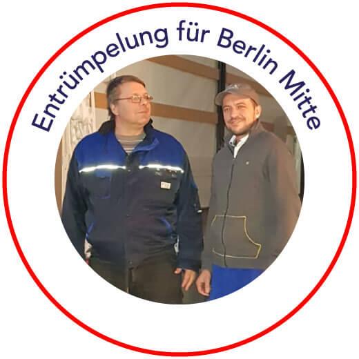 Entrümpelung Berlin-Mitte