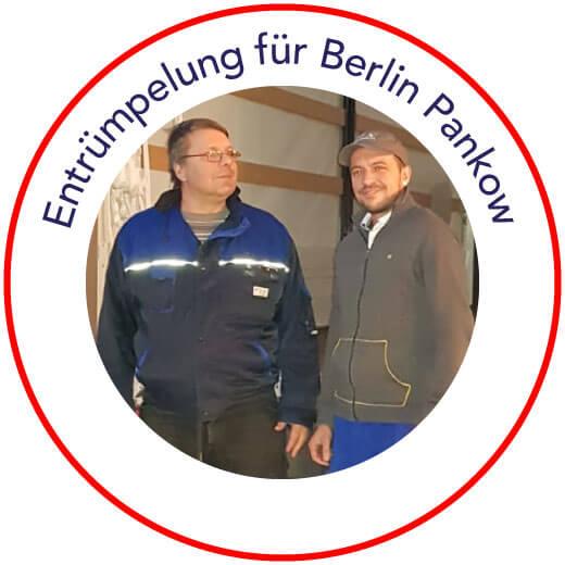 Entrümpelung Berlin-Pankow