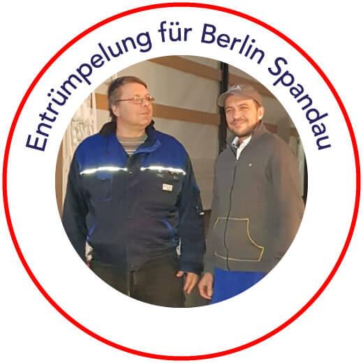 Entrümpelung Berlin-Spandau