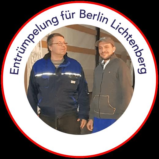 Entrümpelung Berlin-Lichtenberg