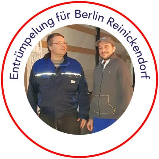 entruempelung berlin reinickendorf